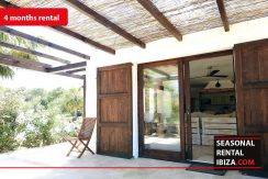Seasonal rental Ibiza Villa Boix - € 36000 18