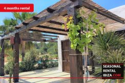 Seasonal rental Ibiza Villa Boix - € 36000 2