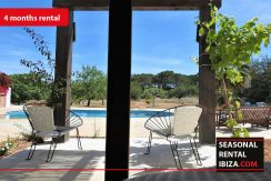 Seasonal rental Ibiza Villa Boix - € 36000 21