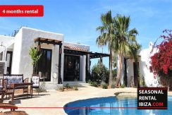 Seasonal rental Ibiza Villa Boix - € 36000 4