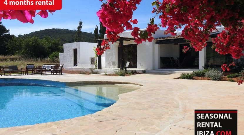 Seasonal rental Ibiza Villa Boix - € 36000 5