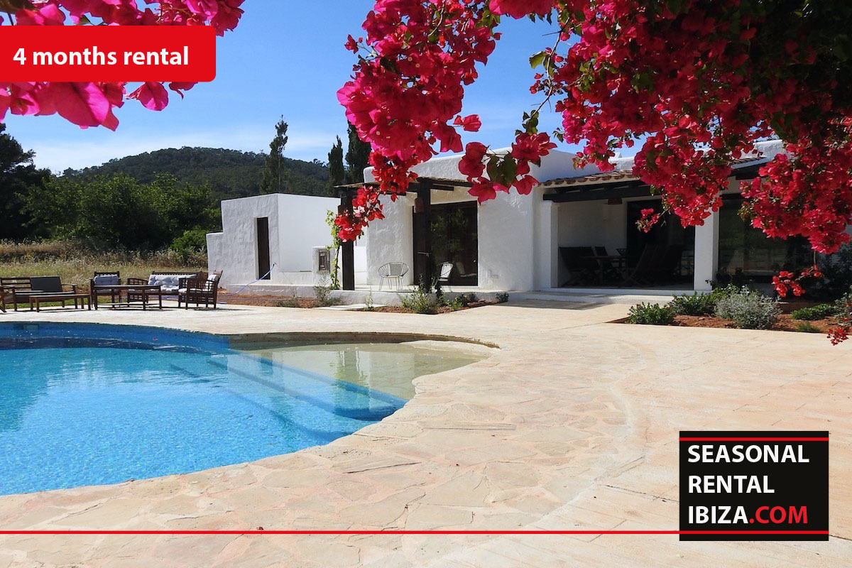 Seasonal rental Ibiza Villa Boix