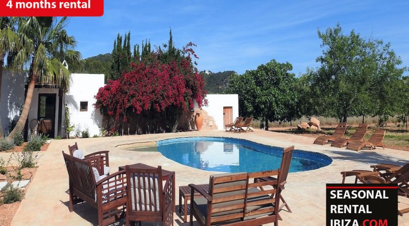 Seasonal rental Ibiza Villa Boix - € 36000 6