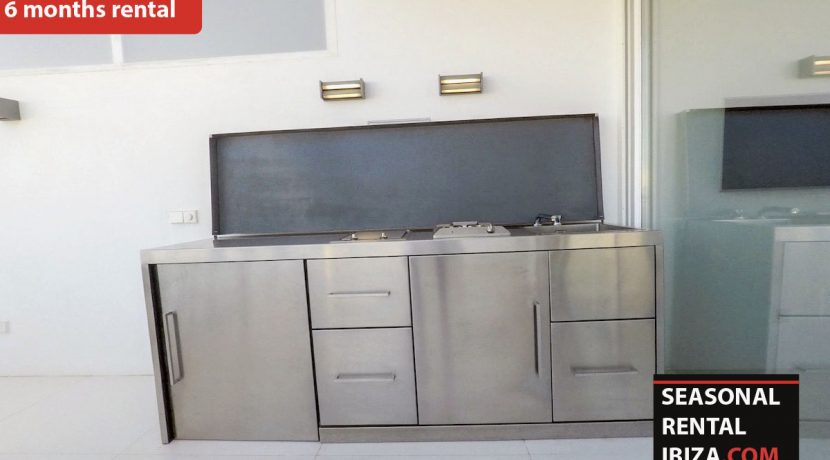Seasonal rental ibiza Penthouse White Dream 10