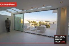 Seasonal rental ibiza Penthouse White Dream 12