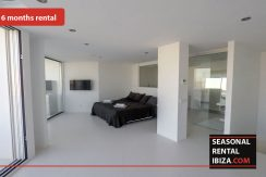 Seasonal rental ibiza Penthouse White Dream 14