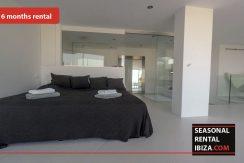 Seasonal rental ibiza Penthouse White Dream 15