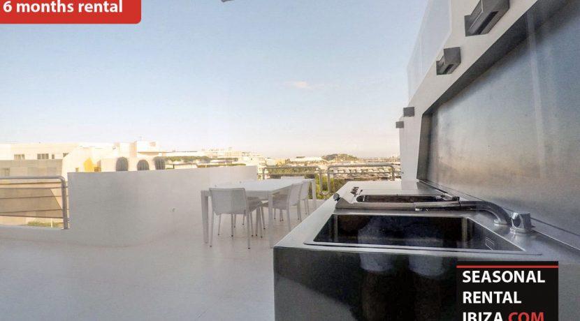 Seasonal rental ibiza Penthouse White Dream 16
