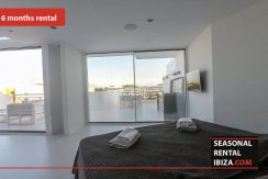 Seasonal rental ibiza Penthouse White Dream 18