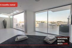 Seasonal rental ibiza Penthouse White Dream 19