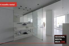 Seasonal rental ibiza Penthouse White Dream 2