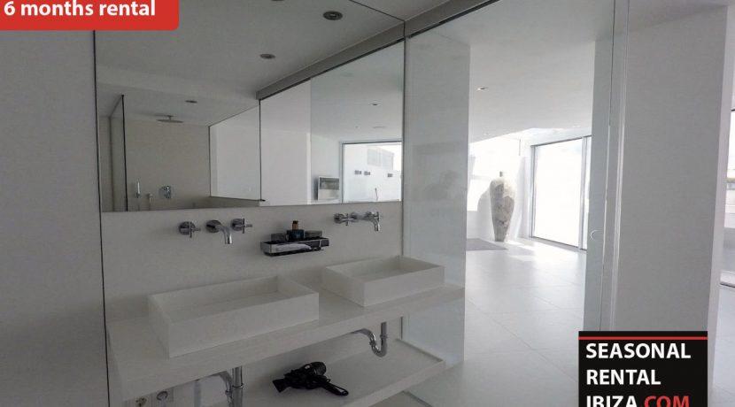 Seasonal rental ibiza Penthouse White Dream 3