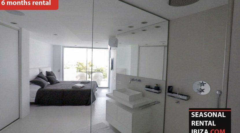 Seasonal rental ibiza Penthouse White Dream 5