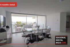 Seasonal rental ibiza Penthouse White Dream 6
