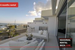 Seasonal rental ibiza Penthouse White Dream 9