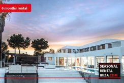 Mansion Palmeras -Seasonal rental Ibiza - € 250000,00
