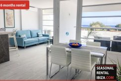 Seasonal rental Ibiza Apartment Boulevard