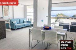 Seasonal rental Ibiza Apartment Boulevard