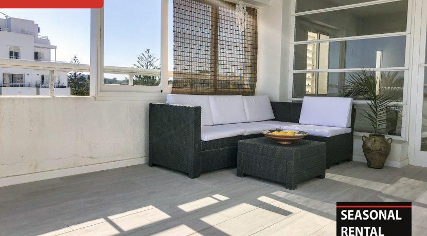 Seasonal rental Ibiza Apartment Boulevard 16