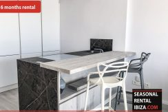 Seasonal rental Ibiza Apartment Boulevard 19