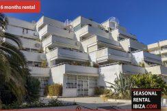Seasonal rental Ibiza Apartment Boulevard 20