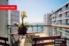 Seasonal rental Ibiza - Duplex Playa Bossa