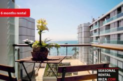 Seasonal rental Ibiza - Duplex Playa Bossa