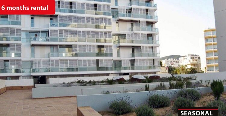 Seasonal rental Ibiza - Duplex Playa Bossa 15