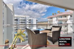 Seasonal rental Apartment Botafoch 1