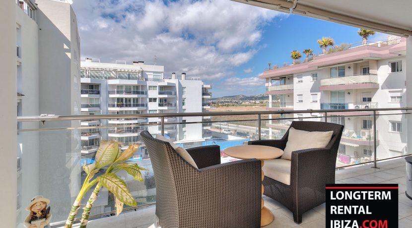 Seasonal rental Apartment Botafoch 1