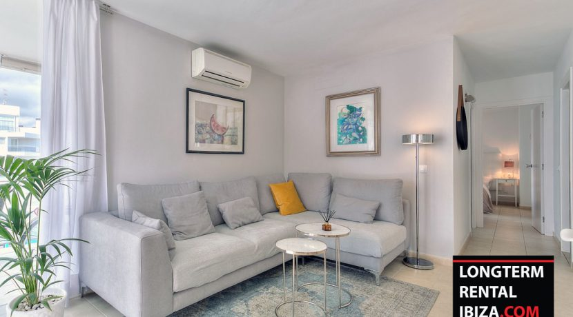 Seasonal rental Apartment Botafoch 12