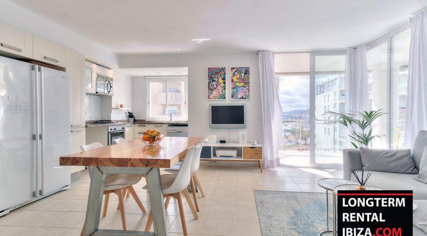 Seasonal rental Apartment Botafoch 13