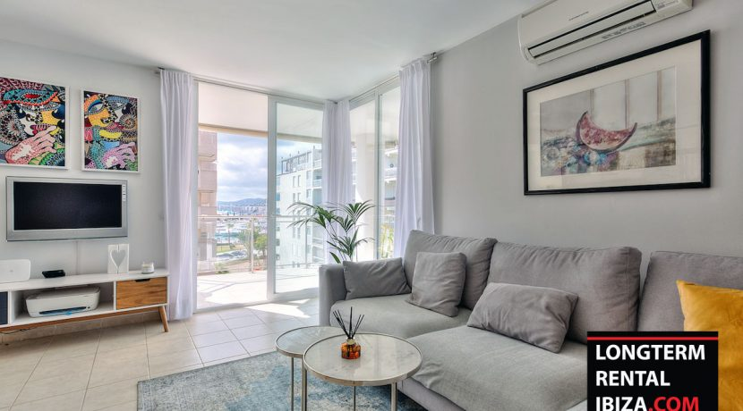 Seasonal rental Apartment Botafoch 14