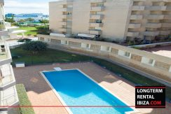 Seasonal rental Apartment Botafoch 18