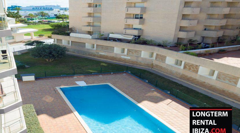 Seasonal rental Apartment Botafoch 18