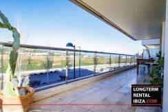 Seasonal rental Ibiza Apartment Playa Talamanca