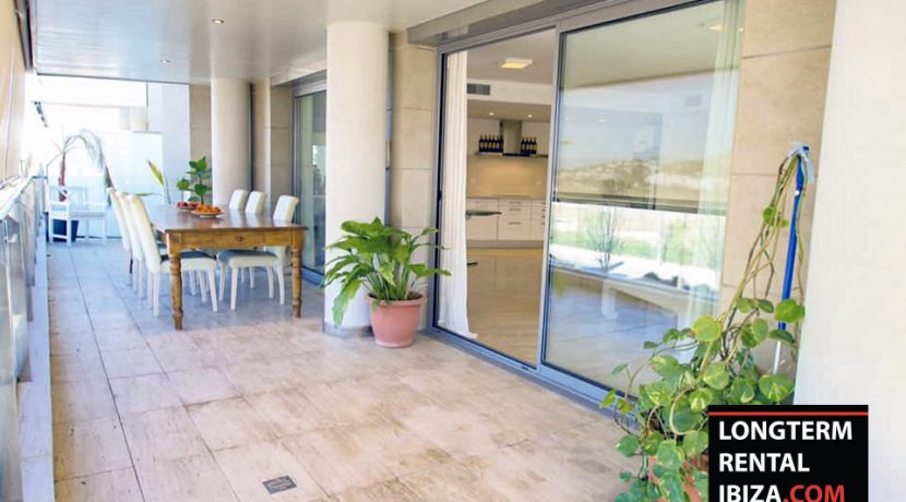 Seasonal rental Ibiza Apartment Playa Talamanca 2