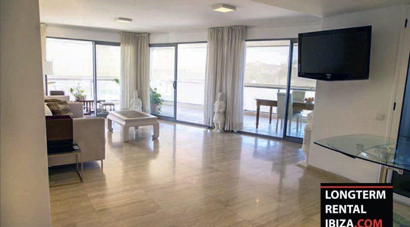 Seasonal rental Ibiza Apartment Playa Talamanca 3