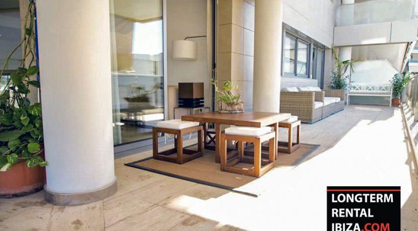 Seasonal rental Ibiza Apartment Playa Talamanca 5