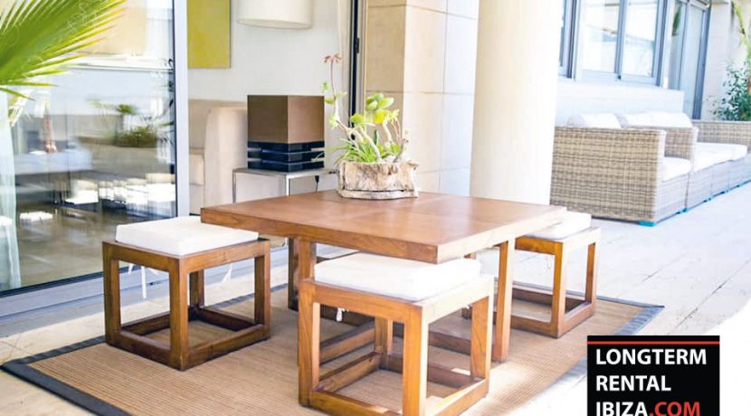 Seasonal rental Ibiza Apartment Playa Talamanca 6