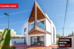 Seasonal rental Ibiza Illa Plana
