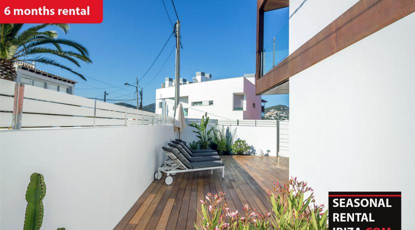 Seasonal rental Ibiza Illa Plana 17