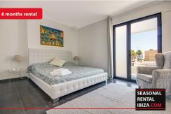 Seasonal rental Ibiza Illa Plana 8