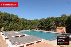 Seasonal rental Ibiza - KM3 1
