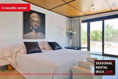 Seasonal rental Ibiza - KM3 10
