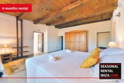 Seasonal rental Ibiza - KM3 13