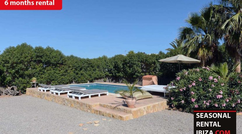 Seasonal rental Ibiza - KM3 29