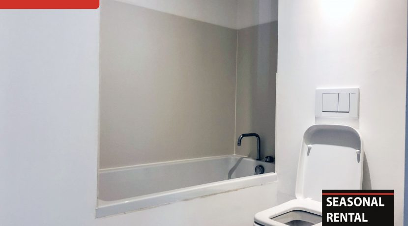 Seasonal rental Ibiza Patio Blanco En 7