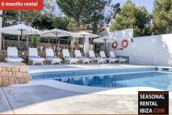 Seasonal rental Ibiza Villa Amnesia
