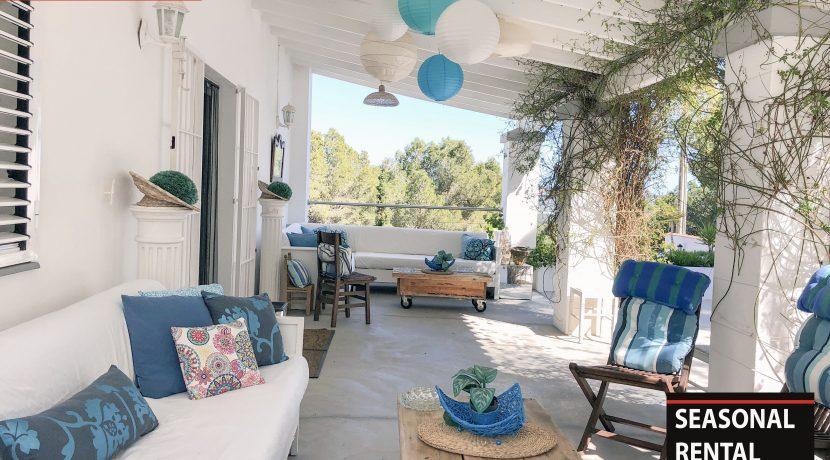 Seasonal rental Ibiza Villa Amnesia 1
